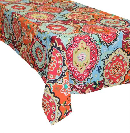 Otto Stain Proof Tablecloth