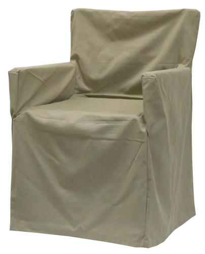 Director's Chair Cover - Putty