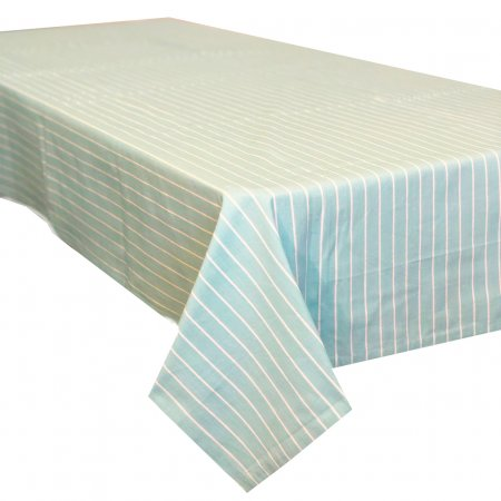 Regatta Sea Green Cotton Tablecloth
