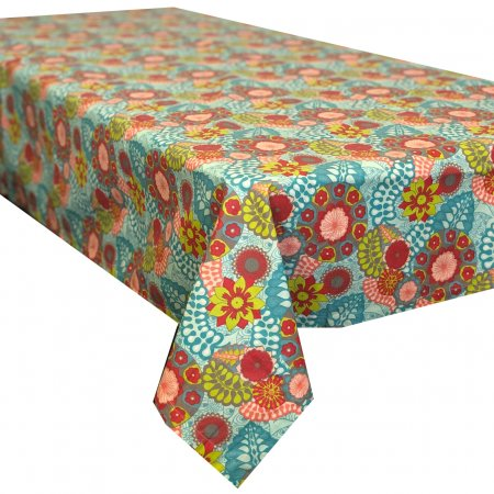 Salsa Stain Proof Tablecloth