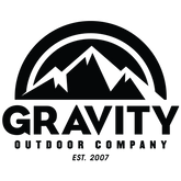 gravity outdoor company est. 2007 logo
