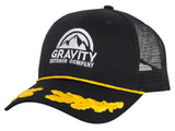 Gravity Outdoor Co. Captain Trucker Cap