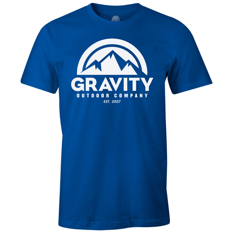 Gravity Outdoor Co. Mens AA Short-Sleeve T-Shirt