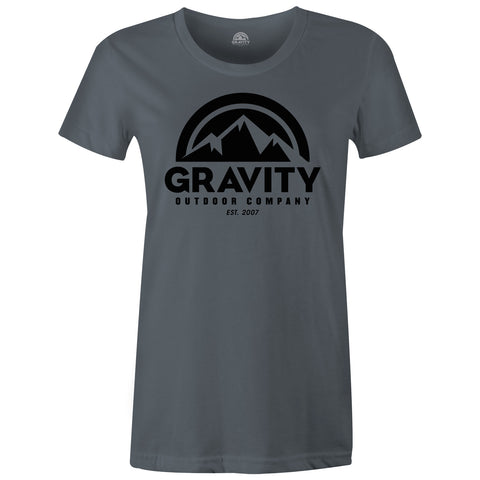 Gravity Outdoor Co. Womens AA Short-Sleeve T-Shirt