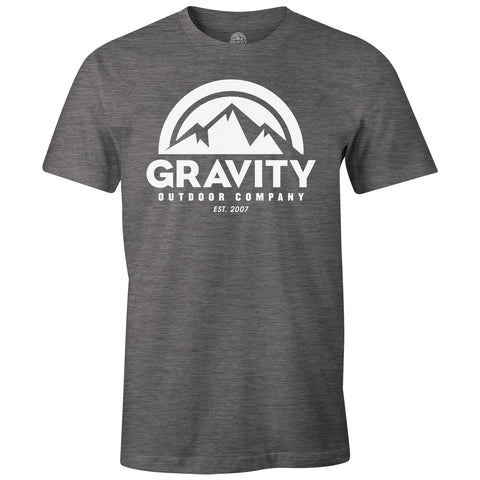 Gravity Outdoor Co. Mens AA Tri-Blend T-Shirt