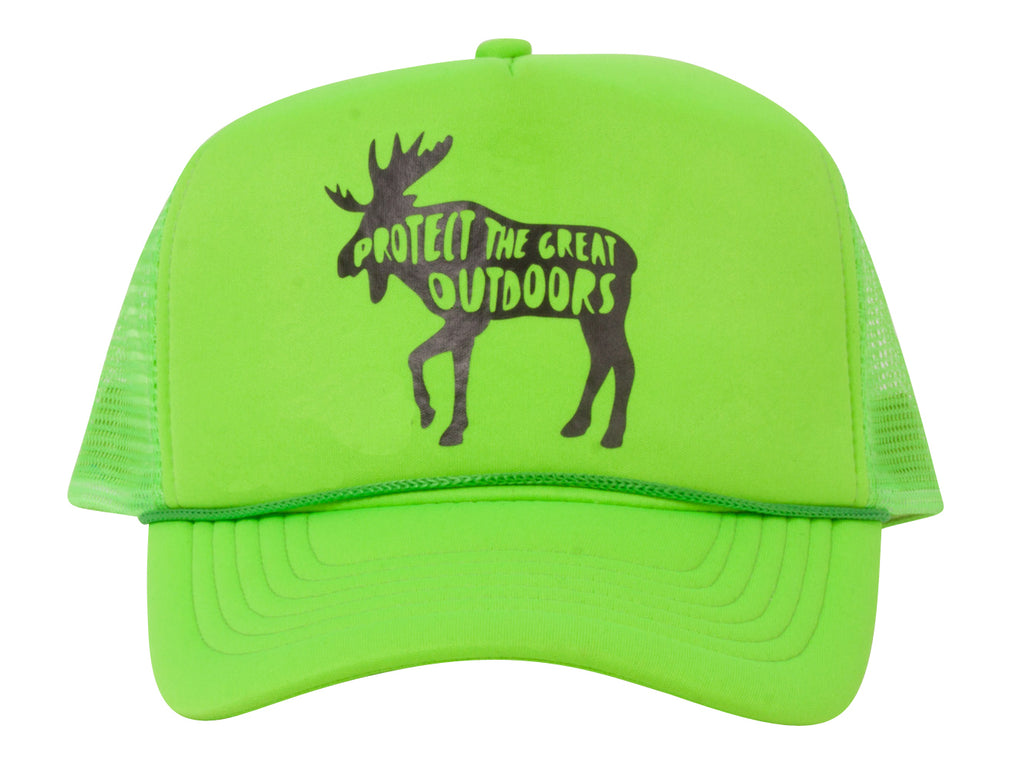 66ea56e1dd282 Gravity Outdoor Co. Protect The Great Outdoors Moose Trucker Mesh ...