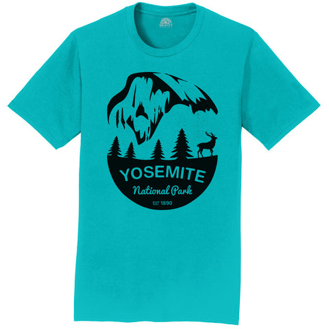 Gravity Outdoor Co. Yosemite Short-Sleeve T-Shirt