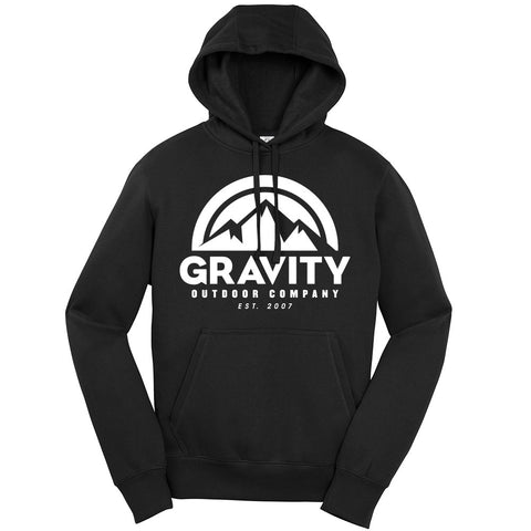 Mens Gravity Outdoor Co. Hooded Sweater