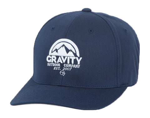 Gravity Outdoor Co. Flex Fit Hat