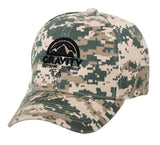 Gravity Outdoor Co. Structured Low Profile Travel Hat