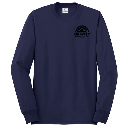 Gravity Outdoor Co. Youth Dri-Power Long-Sleeve Shirt