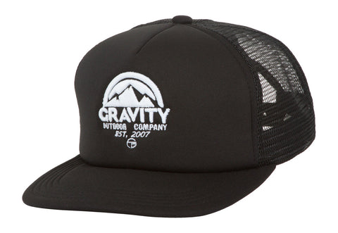 Gravity Outdoor Co. Trucker Foam Mesh