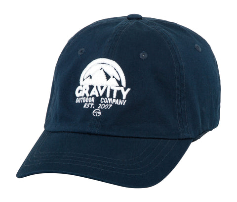 Gravity Outdoor Co. UnStructured Low Profile Travel Hat