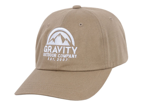Gravity Outdoor Co. Unstructured Dad's Travel Hat