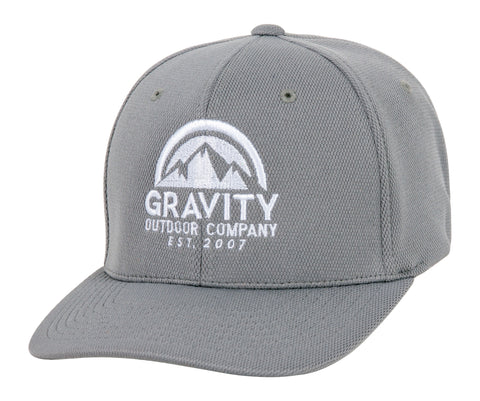 Gravity Outdoor Co. Poly Block Mesh Hat
