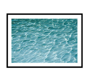 Pool Side Photography Print