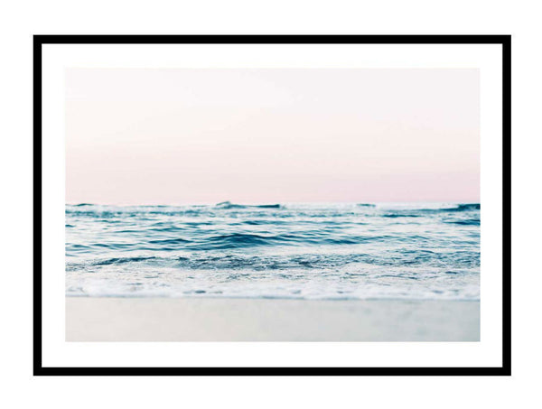Serenity Ocean Photography Print