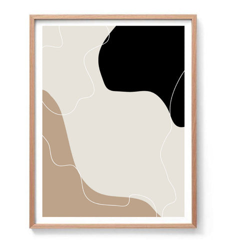 Arlo Abstract I Print