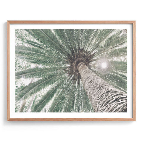 Beneath the Palms Print