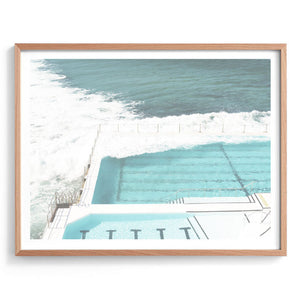 Bondi Pools Photography Print