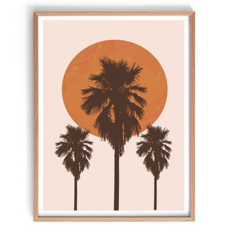 Endless Summer Original Illustration Print
