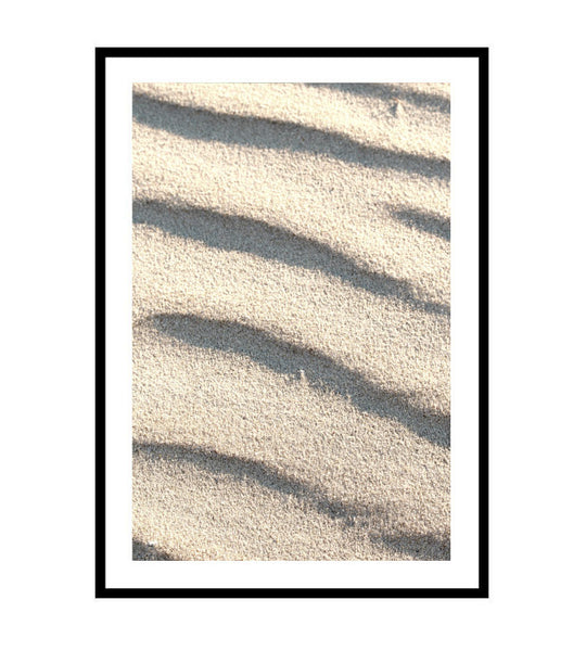 Sand Ripples Photography Print