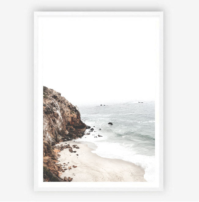 Sea Cliffs Print