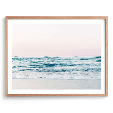 Serenity Ocean Photography Unframed A2 Print