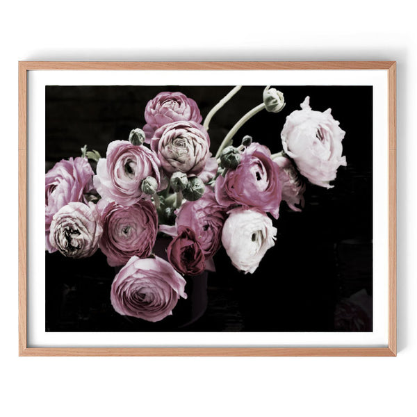 Still Life Flowers Photography Print