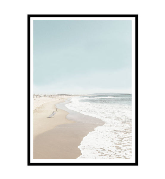 Surf Days Photography Print