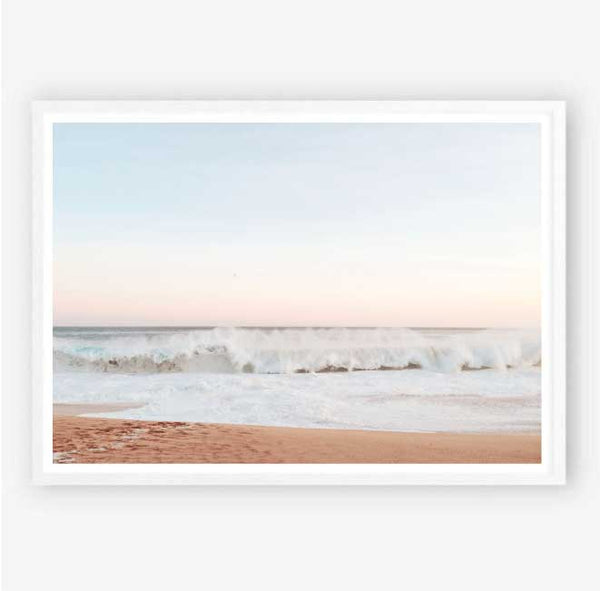 Tranquil Shores Ocean Photography Print