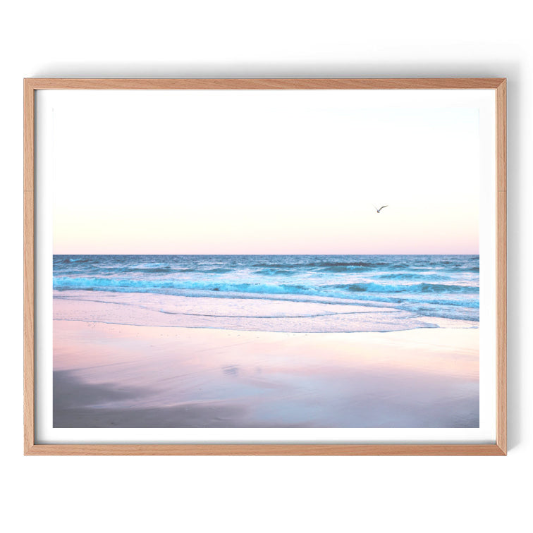 Waters Edge Ocean Photography Print