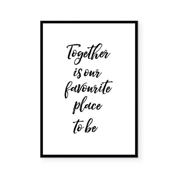 Together Print