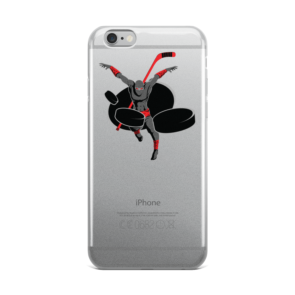 Five Hole Ninjas iPhone 5/5s/Se, 6/6s, 6/6s Plus Case