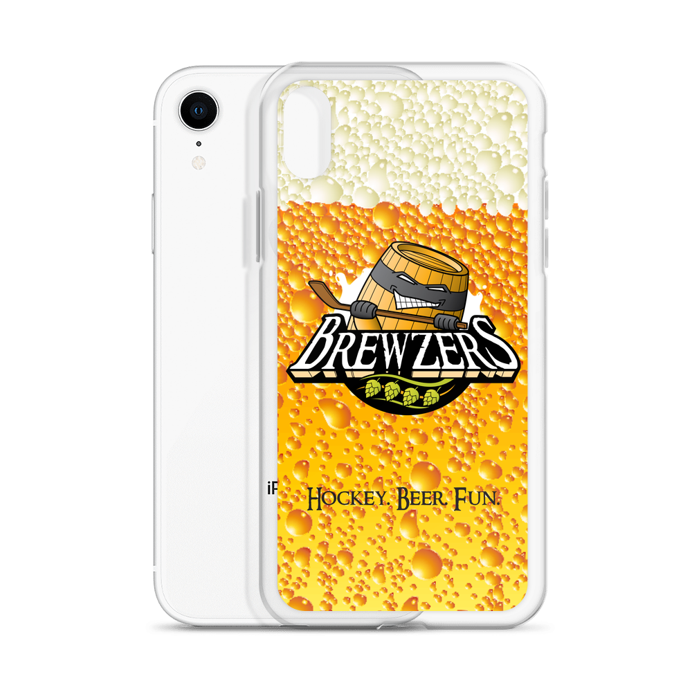 Brewzers iPhone Case