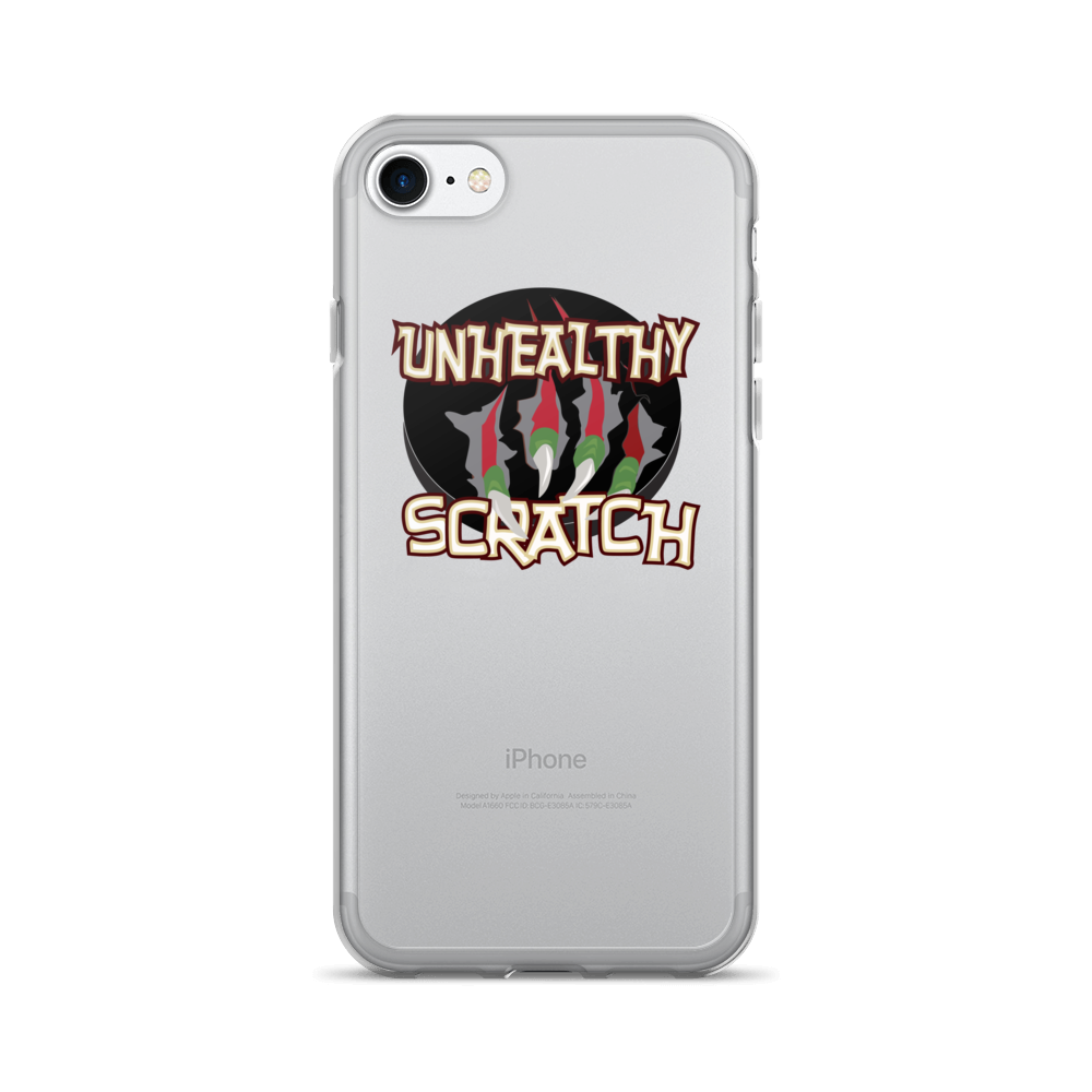 Unhealthy Scratch iPhone 7/7 Plus Case