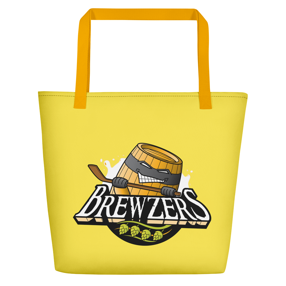 Brewzers Beach Bag