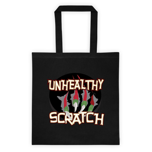 Unhealthy Scratch Tote bag