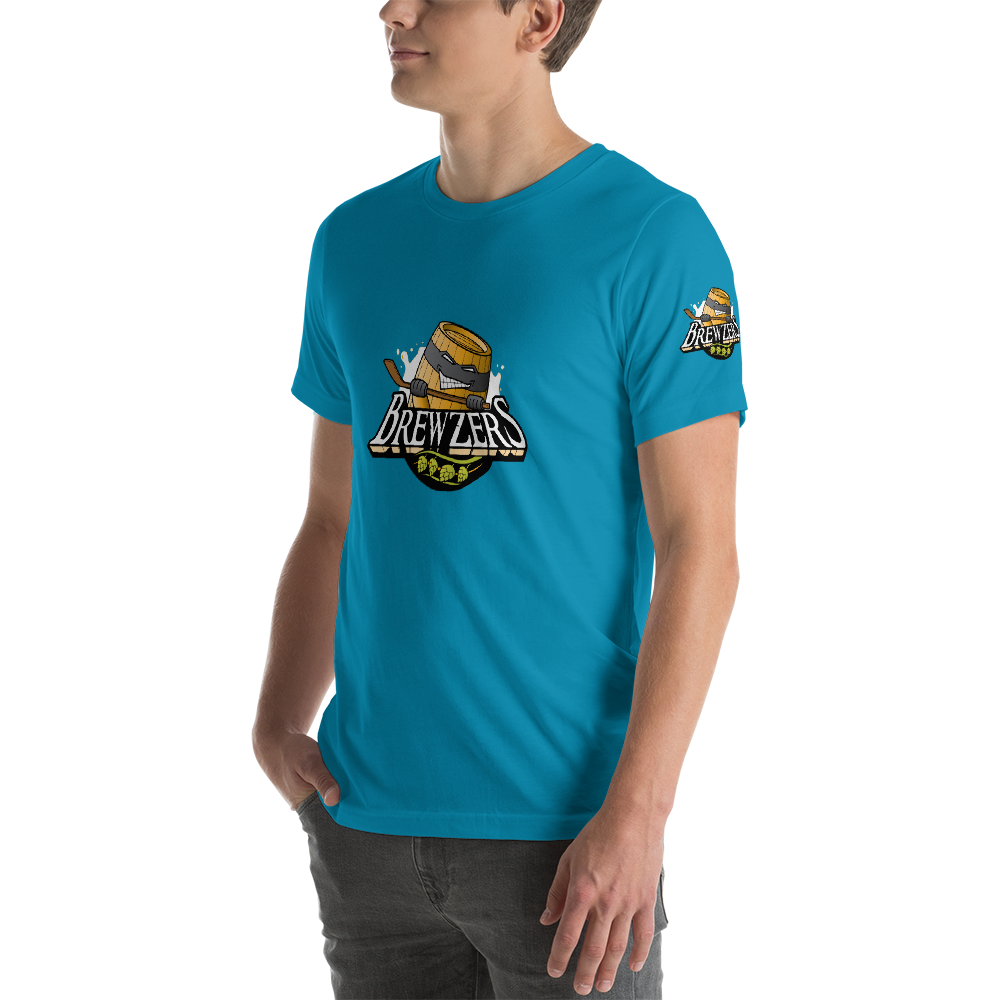Brewzers Short-Sleeve Unisex T-Shirt