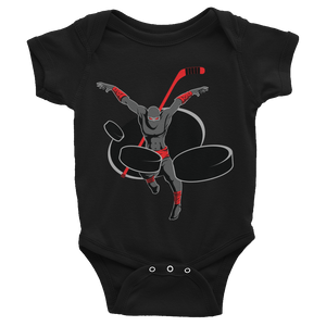 Five Hole Ninjas Infant Bodysuit