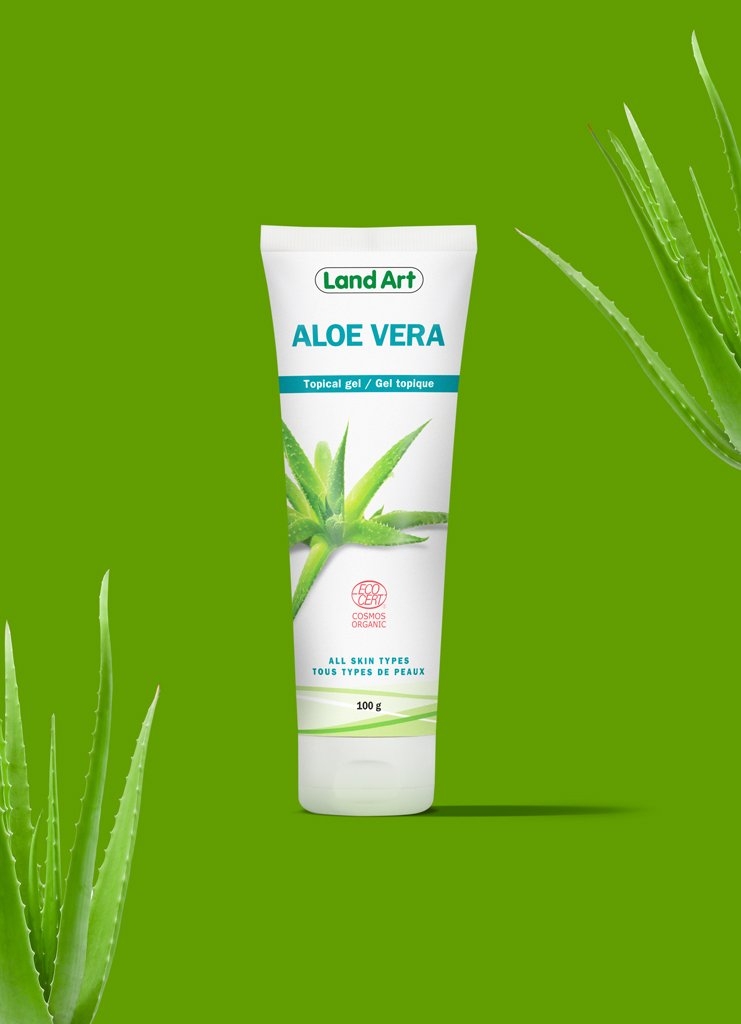 Aloe Vera | Gel Topique