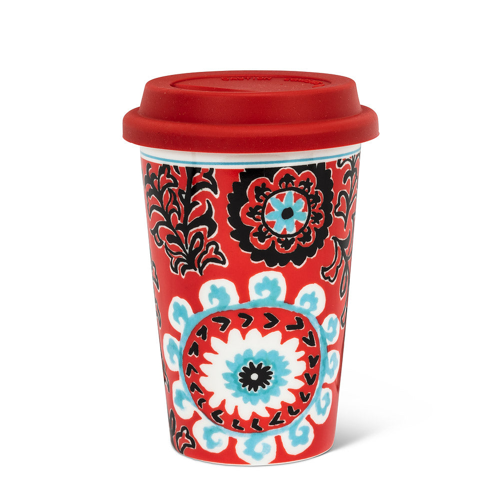 Tasse Greenwich rouge