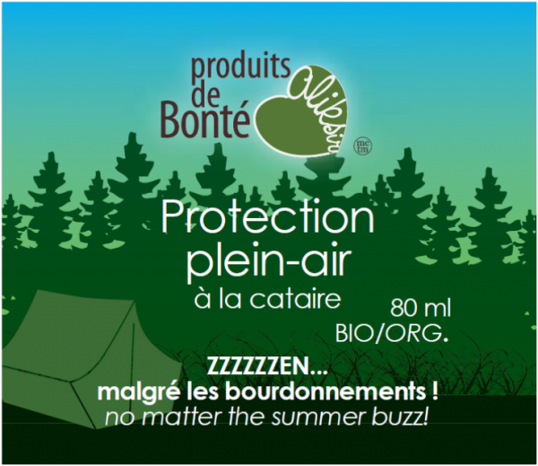 Protection à la cataire 80 ml