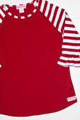 RG™ Crimson & White Women's Raglan
