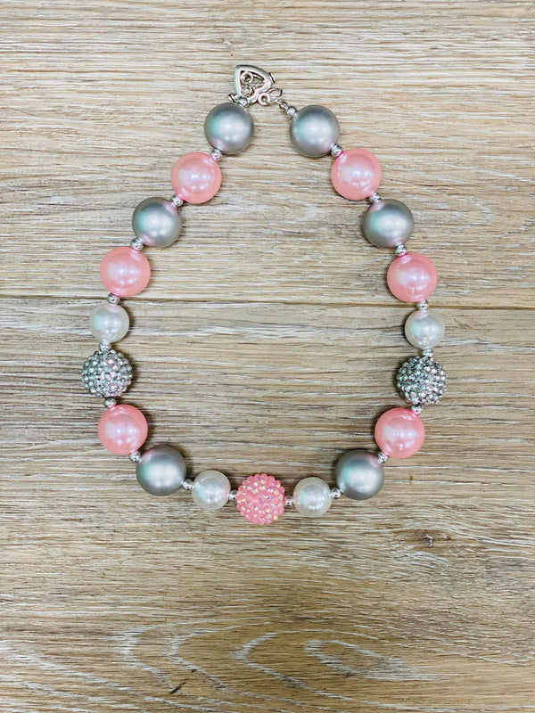 girls bubble necklace