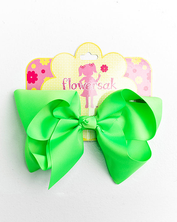 ELECTRIC GREEN BOW