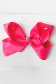 Virtual Pink Hair Bow