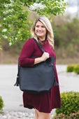 Tassel Purse - Black