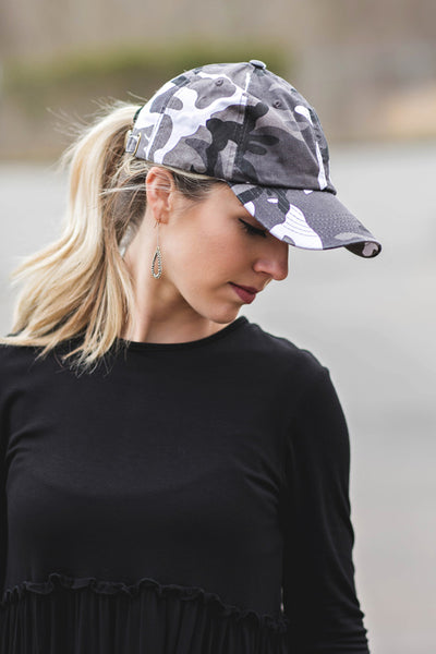 City Camo Baseball Cap