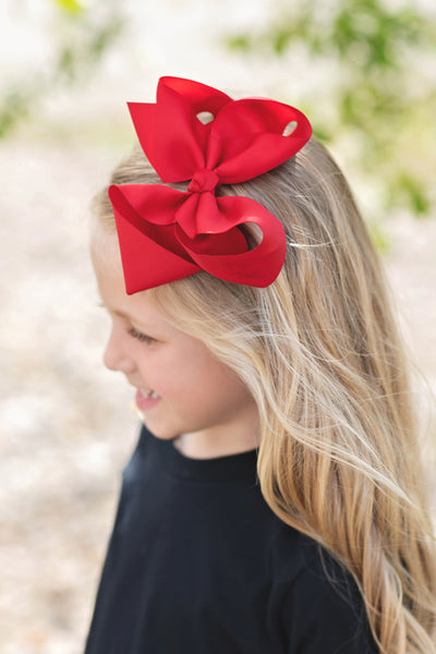 Scarlett Hair Bow